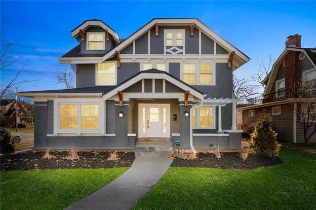 801 W 71st Terrace, Kansas City, MO 64114 (#2256924) :: Audra Heller and Associates