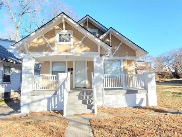 1338 Georgia Avenue, Kansas City, KS 66104 (#2257005) :: Audra Heller and Associates