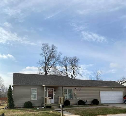 109 W 3rd Street, Garden City, MO 64747 (#2257087) :: House of Couse Group