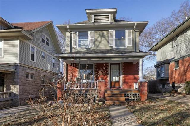 4316 Charlotte Street, Kansas City, MO 64110 (#2257189) :: Audra Heller and Associates