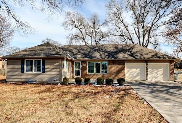 503 Galaxie Avenue, Harrisonville, MO 64701 (#2257395) :: House of Couse Group