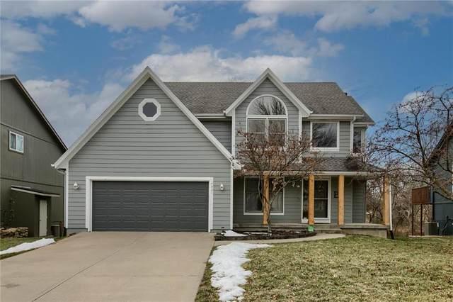 14921 W 124 Terrace, Olathe, KS 66062 (#2257396) :: House of Couse Group