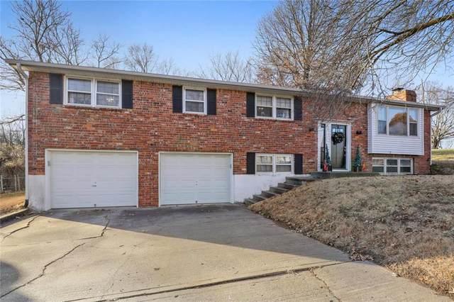 4515 NW 50th Terrace, Kansas City, MO 64151 (#2257418) :: Ask Cathy Marketing Group, LLC
