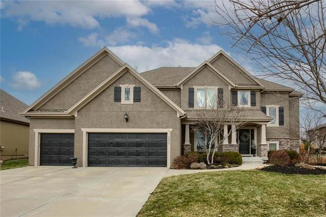 2802 W 146th Street, Leawood, KS 66224 (#2257453) :: Edie Waters Network