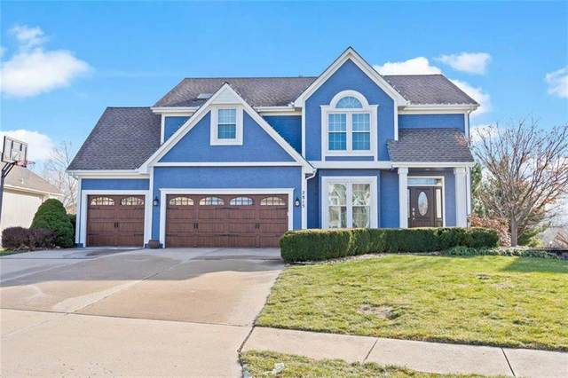 2815 SW 11th Street, Lee's Summit, MO 64081 (#2257455) :: Audra Heller and Associates