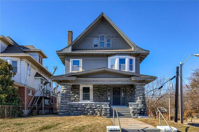 2600 Benton Boulevard, Kansas City, MO 64127 (#2257459) :: Team Real Estate