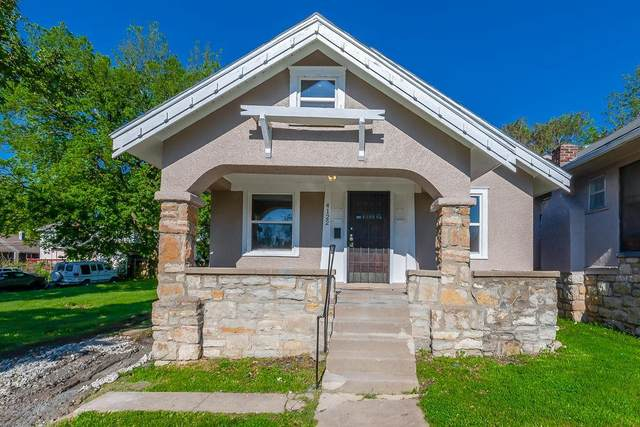 4122 Bellefontaine Avenue, Kansas City, MO 64130 (#2257482) :: Ask Cathy Marketing Group, LLC