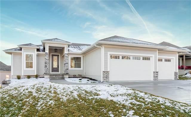 213 Broadmoor Drive, Louisburg, KS 66053 (#2257619) :: House of Couse Group