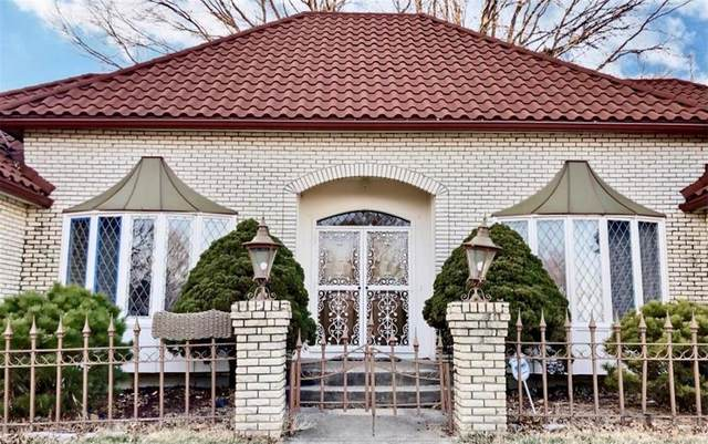 2101 W 120th Terrace, Leawood, KS 66209 (#2257669) :: House of Couse Group