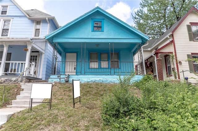 2532 S Charlotte Street, Kansas City, MO 64108 (#2257687) :: Ron Henderson & Associates