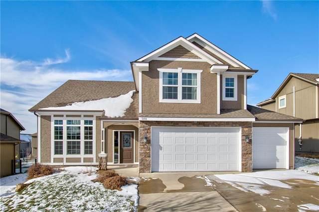 500 S 137th Terrace, Bonner Springs, KS 66012 (#2257899) :: Team Real Estate