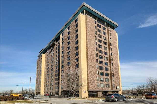 700 E 8th Street 5Q, Kansas City, MO 64106 (#2257985) :: Austin Home Team