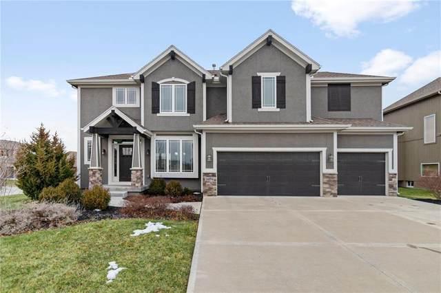 16094 W 172nd Terrace, Olathe, KS 66062 (#2258075) :: Eric Craig Real Estate Team