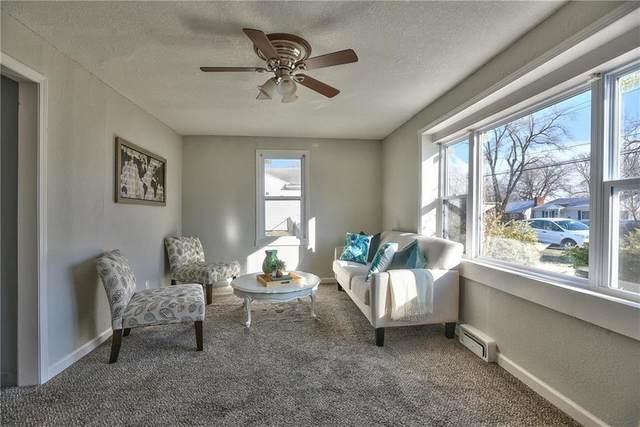 317 N Keeler Street, Olathe, KS 66061 (#2258208) :: House of Couse Group