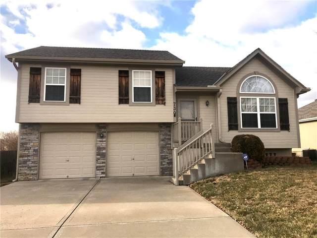 730 Garnes Street, Raymore, MO 64083 (#2258224) :: Eric Craig Real Estate Team