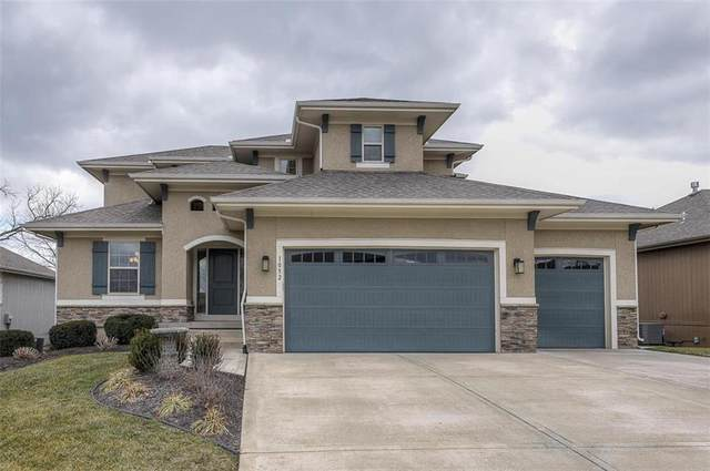 1052 N Stonecrest Road, Olathe, KS 66061 (#2258250) :: House of Couse Group