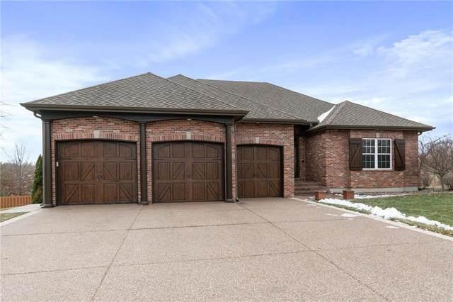 3219 NE 153rd Terrace, Smithville, MO 64089 (#2258251) :: House of Couse Group