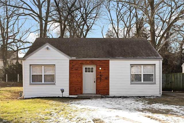 1463 E 77th Street, Kansas City, MO 64131 (#2258260) :: House of Couse Group