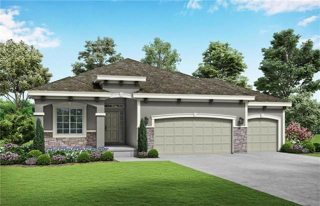 153 SE Riley Street, Blue Springs, MO 64064 (#2258263) :: Ron Henderson & Associates