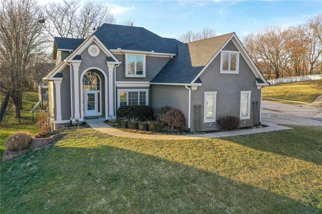 6734 NW Monticello Terrace, Parkville, MO 64152 (#2258357) :: Dani Beyer Real Estate