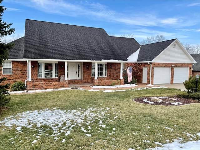 2306 Woodridge Court, St Joseph, MO 64506 (#2258361) :: Dani Beyer Real Estate