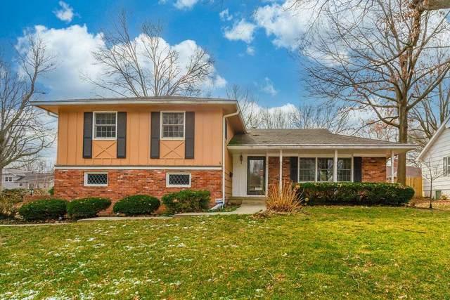 5621 W 84th Terrace, Overland Park, KS 66207 (#2258401) :: House of Couse Group
