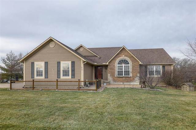 613 Birch Street, Pleasant Hill, MO 64080 (#2258436) :: The Kedish Group at Keller Williams Realty