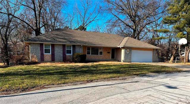 518 Brown Circle Drive, Osawatomie, KS 66064 (#2258528) :: Ron Henderson & Associates