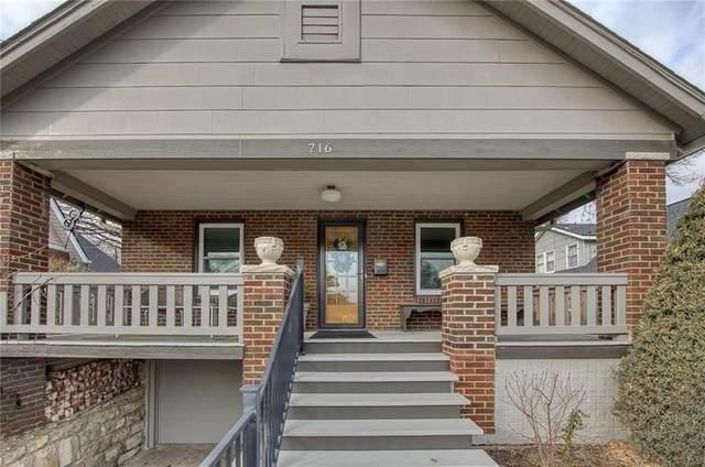 716 E Missouri Avenue, Kansas City, MO 64106 (#2258593) :: House of Couse Group
