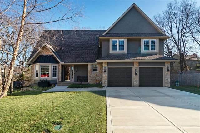 7609 Parkhill Street, Shawnee, KS 66216 (#2258606) :: Audra Heller and Associates