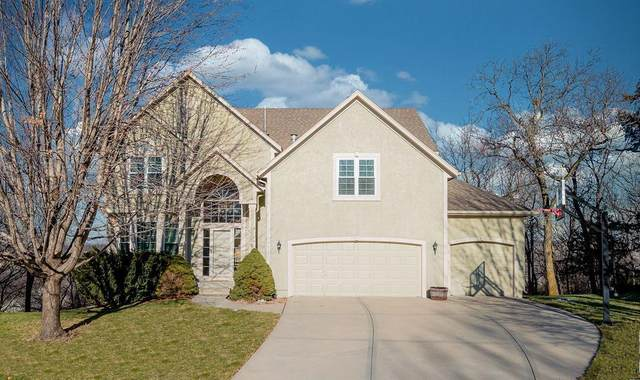 22310 W 46 Street, Shawnee, KS 66226 (#2258609) :: House of Couse Group