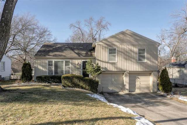 4908 W 77th Terrace, Prairie Village, KS 66208 (#2258684) :: House of Couse Group