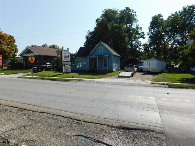 307 W 2nd Street, Holden, MO 64040 (#2258703) :: Dani Beyer Real Estate