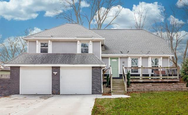 1407 E Salem Lane, Olathe, KS 66062 (#2258776) :: House of Couse Group