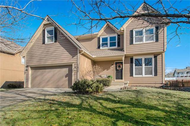 12957 S Widmer Street, Olathe, KS 66062 (#2258786) :: House of Couse Group