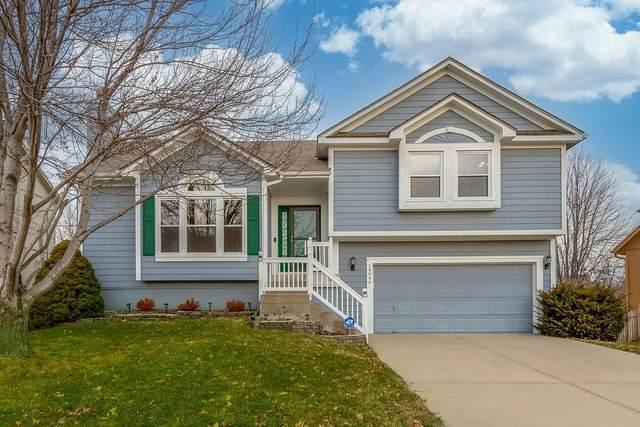 14046 W 148th Street, Olathe, KS 66062 (#2258819) :: House of Couse Group