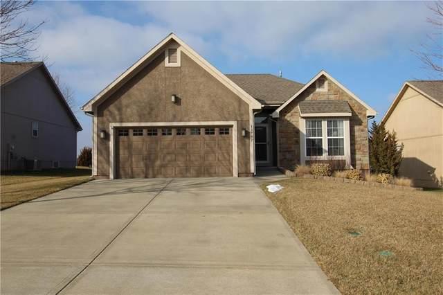 13782 Valleyview Way, Bonner Springs, KS 66012 (#2258901) :: Team Real Estate