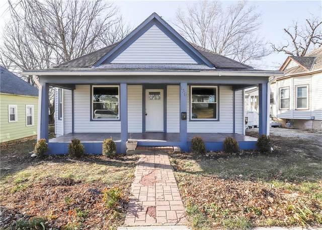 136 Allcutt Avenue, Bonner Springs, KS 66012 (#2258986) :: The Kedish Group at Keller Williams Realty