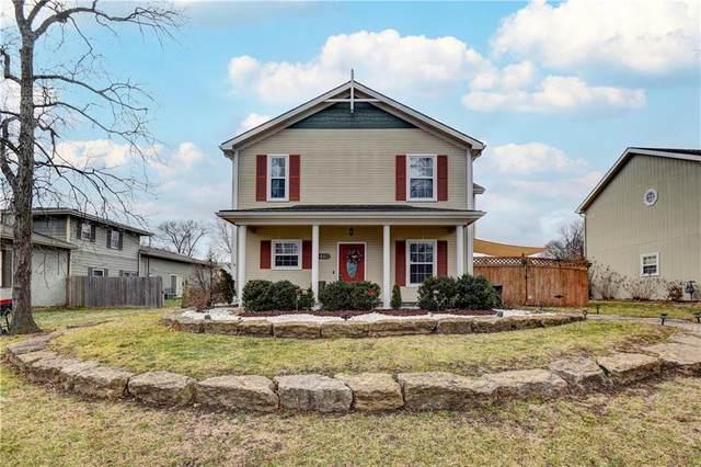 1460 3rd Avenue, Leavenworth, KS 66048 (#2259080) :: Dani Beyer Real Estate