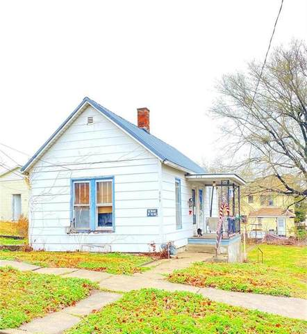 809 S 20 Street, St Joseph, MO 64507 (#2259167) :: The Kedish Group at Keller Williams Realty