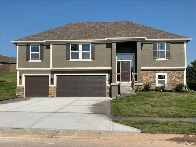 1309 NW Hickorywood Court, Grain Valley, MO 64029 (MLS #2259191) :: Stone & Story Real Estate Group