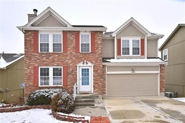 5006 NE 63rd Street, Kansas City, MO 64119 (#2259210) :: Ron Henderson & Associates