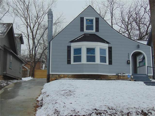 5443 Highland Avenue, Kansas City, MO 64110 (#2259225) :: The Gunselman Team