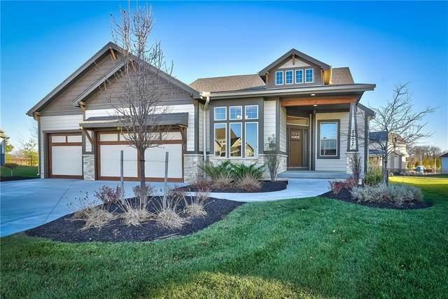 2307 W 179th Terrace, Overland Park, KS 66085 (#2103847) :: Ask Cathy Marketing Group, LLC