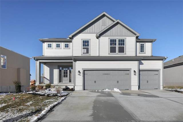 1816 NE Griffin Drive, Lee's Summit, MO 64086 (MLS #2231193) :: Stone & Story Real Estate Group