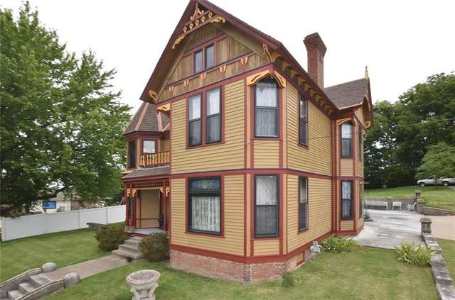 613 4th Street, Platte City, MO 64079 (#2236874) :: Ron Henderson & Associates