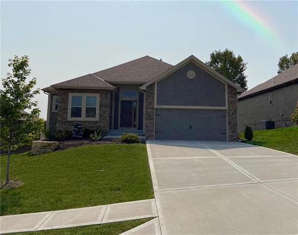 5119 NE 71st Place, Kansas City, MO 64119 (#2243467) :: Eric Craig Real Estate Team
