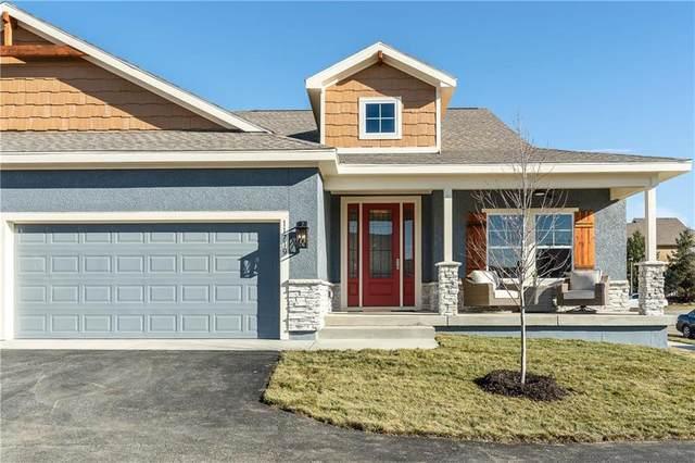 11730 S Deer Run Street #4, Olathe, KS 66061 (#2244117) :: Eric Craig Real Estate Team
