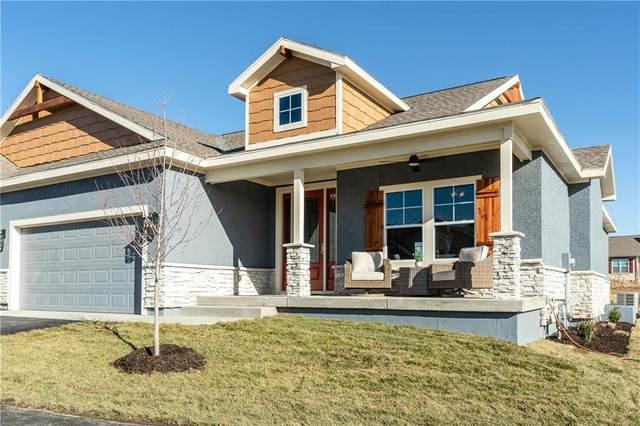 11746 S Deer Run Street #6, Olathe, KS 66061 (#2244120) :: Eric Craig Real Estate Team