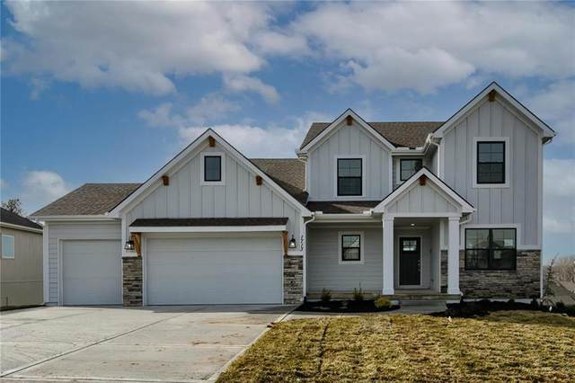 1713 Homestead Drive, Liberty, MO 64068 (#2250584) :: House of Couse Group